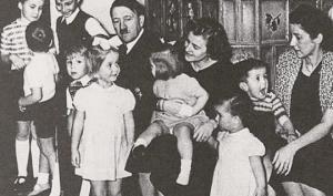 ადოლფ ჰიტლერის შვილები