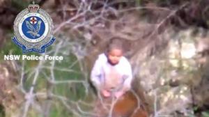 ჭაობსა და ბუჩქებში დაკარგული 3 წლის ბიჭი ოთხი  დღის შემდეგ იპოვეს