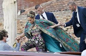 Dolce & Gabbana-ს მდიდრული ჩვენება ვენეციაში (+ფოტოები)