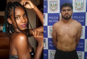ბრაზილიელი მოდელი ყოფილმა საყვარელმა დანით აჩეხა