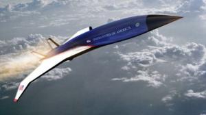 შესაძლოა ცაში მალე ზემძლავრი სისწრაფით მქროლავი ახალი თაობის თვითმფრინავები ვიხილოთ