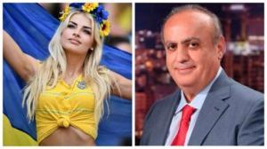 ლიბანელმა პოლიტიკოსმა უკრაინელი და რუსი ქალები დაამცირა