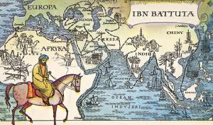 იბნ ბატუტა  —  პირველი მოგზაური და «ბლოგერი» კაცობრიობის ისტორიაში