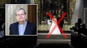 შვედეთში გეი-მღვდელი  დემოსტრაციულად უარს აცხადებს ჯვარი დაწეროს ქალ-ვაჟს