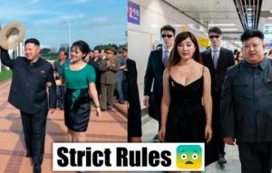 10 შოკისმომგვრელი წესი, რომელიც ჩრდილოეთ კორეის ლიდერის მეუღლემ იძულებულია რომ დაიცვას