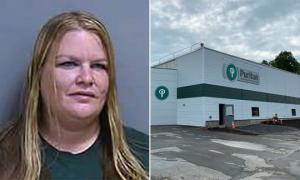 ამერიკელმა გოგომ საყვარელი არ გაუშვა სამსახურში ,რის გამოც ახლა ციხე ელოდება