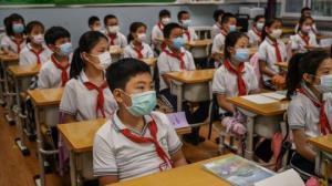 ჩინეთში სკოლის მოწაფეების ფორმაში ჩიპებს ამონტაჟებენ
