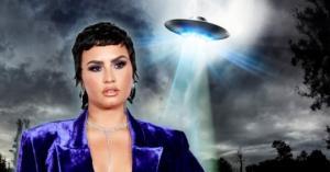 ამერიკელი მომღერალი  დარწმუნებულია,რომ უცხოპლანეტელთა ხომალდი ნახა