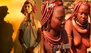 გაიცანით ჟირაფი-ქალები, ანუ სილამაზე აფრიკულად