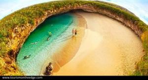 დამალული სანაპირო - მექსიკა