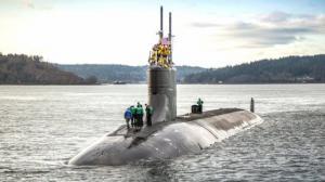 """""""ბირთვული აფეთქების საფრთხე არ არის""""-ამერიკული წყალქვეშა ნავი უცნობ ობიექტს შეეჯახა"""