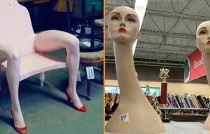 უცნაური ნივთები, რომლებიც ნამდვილად იყიდება მაღაზიებში