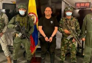 """ვიდეო: კოლუმბიაში სისასტიკით განთქმული """"ახალი ესკობარი"""" დააკავეს"""
