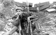 17 წლის ქართველი მეომრის ჩანაწერები სოხუმის ომიდან