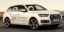 """ფანტასტიკური მონაცემების მქონე """" Audi Q7 e-tron"""" ჰიბრიდული ყველგანმავალი, რომელიც 1,7 ლიტრ საწვავს მოიხმარს 100 კილომეტრზე."""