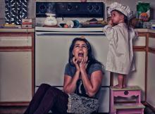 როგორია სინამდვილეში ახალგაზრდა დედების ცხოვრება - გეცნოთ?