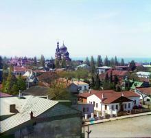 ფოტოგრაფი,რომელმაც გასული საუკუნის დასაწყისში საქართველოში პირველი ფერადი  ფოტოები გადაიღო