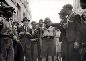 როგორ მოექცნენ ფრანგები მოღალატე ქალებს, რომლებსაც ინტიმური კავშირი ჰქონდათ ნაცისტებთან! (ფოტოები მეორე მსოფლიო ომიდან)