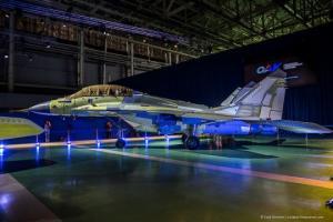 რუსული უახლესი გამანადგურებლის მიგ-35(იგივე Fulcrum-F)–ის პრეზენტაცია