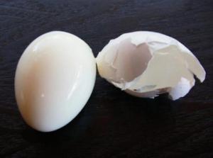 კვერცხის მოხარშვის ყველაზე  სწორი მეთოდი