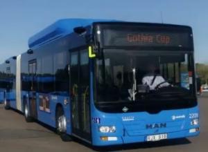 ავტობუსების კონტროლიორები და მგზავრები