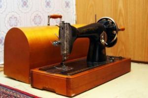 რატომ დაიწყეს ანტიკვარებმა  «ზინგერის» ძველ საკერავ მანქანებზე  «ნადირობა»