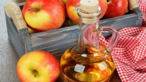 რამდენი სიკეთის მოტანა შეუძლია ვაშლის ძმარს!