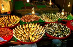 რომელ თვეში, რომელი თევზი უნდა ვჭამოთ?