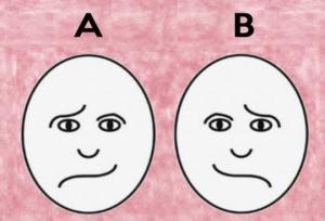ამ ორიდან რომელი სახე იღიმის? - ამით საკუთარ თავზე ბევრ ახალს შეიტყობთ