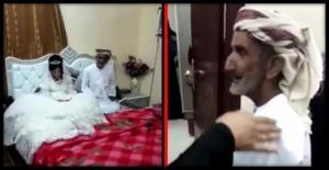 არაბეთში 80 წლის მოხუცი 12 წლის გოგონაზე დაქორწინდა