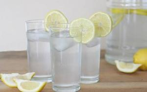 ლიმონიანი წყალი - ჯანმრთელობის ელექსირი!
