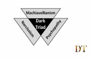 ბნელი ტრიადა: ფსიქოპათია, ნარცისიზმი, მაკიაველიზმი