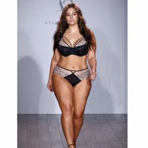 გაიცანით ეშლი გრეჰემი - სილამაზე თუ უბრალოდ სიმსუქნე?