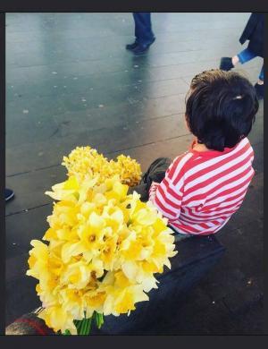ეს ბავშვი კულტურის, აღზრდის, ზნეობის, შეგნებისა და გმირობის მაგალითია!