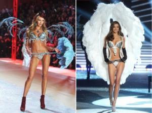 """""""Victoria`s Secret""""-ს ანგელოზები:  ყველაზე სექსუალური მოდელები, რომლებიც დეფილეებზე გამოვიდნენ ბრილიანტებით მორთული კოსტუმებით"""