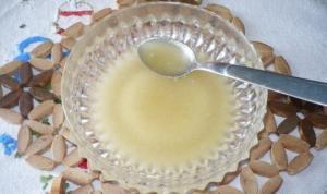 თაფლი და ვაშლის ძმარი იდეალური საშუალება სამკურნალოდ