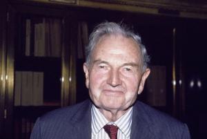 101 წლის ამერიკელი მილიარდერი დევიდ როკფელერი გარდაიცვალა