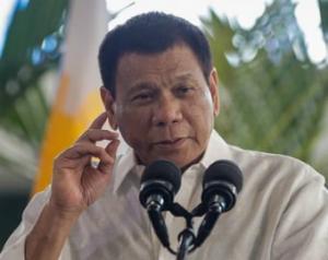 ფილიპინების პრეზიდენტმა ევროკავშირი თავის რეკომენდაციებით ერთ ადგილზე გაუშვა