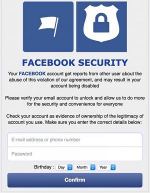 Facebook-ის მომხმარებლებს! ფრთხილად!