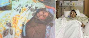 მსოფლიოში ყველაზე ჭარბწონიანმა ქალბატონმა ოპერაციის შემდეგ 100კგ დაკარგა