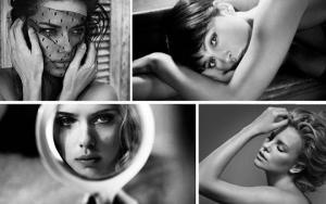 «შავ–თეთრი სილამაზე»  – ცნობილი ვარსკვლავები, არანაკლებ ცნობილი ფოტოგრაფის ობიექტივში (+18)