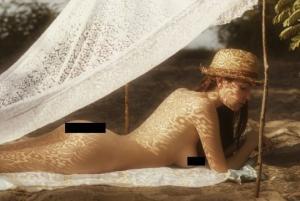 ქალთა ფოტოები უდაოდ ნიჭიერი ფოტოგრაფის მიერ გადაღებული