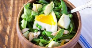 უგემრიელესი(მარტივად მოსამზადებელი)თევზის სალათი.