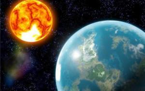 ყოველ მეოთხე რუსს მიაჩნია,რომ მზე დედამიწის გარშემო ბრუნავს