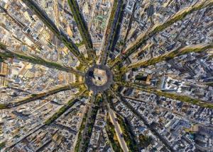 როგორ გამოიყურება მსოფლიოს ულამაზესი ქალაქები  ზემოდან