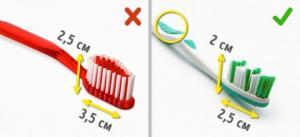 ძირითადი შეცდომები , რომლებსაც კბილების წმენდის დროს ვუშვებთ