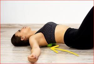 ეს ხერხი დაგეხმარებათ შეიმსუბუქოთ ტკივილი კუნთებში ერთ წუთში