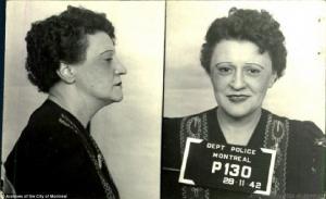 როგორ გამოიყურებოდნენ და ცხოვრობდნენ მსუბუქი ყოფაქცევის ქალბატონები 40-იან წლებში
