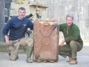 ბრიტანელმა მამაკაცმა საბჭოთა ტანკში 2,5 მილიონი დოლარის ღირებულების ოქრო იპოვა