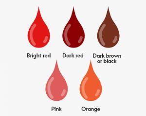 იცოდეთ, რაზე მიუთითებს მენსტრუალური სისხლის ფერი - ასე ბევრ საფრთხეს აიცილებთ!